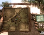 Far Cry 2 ingame map